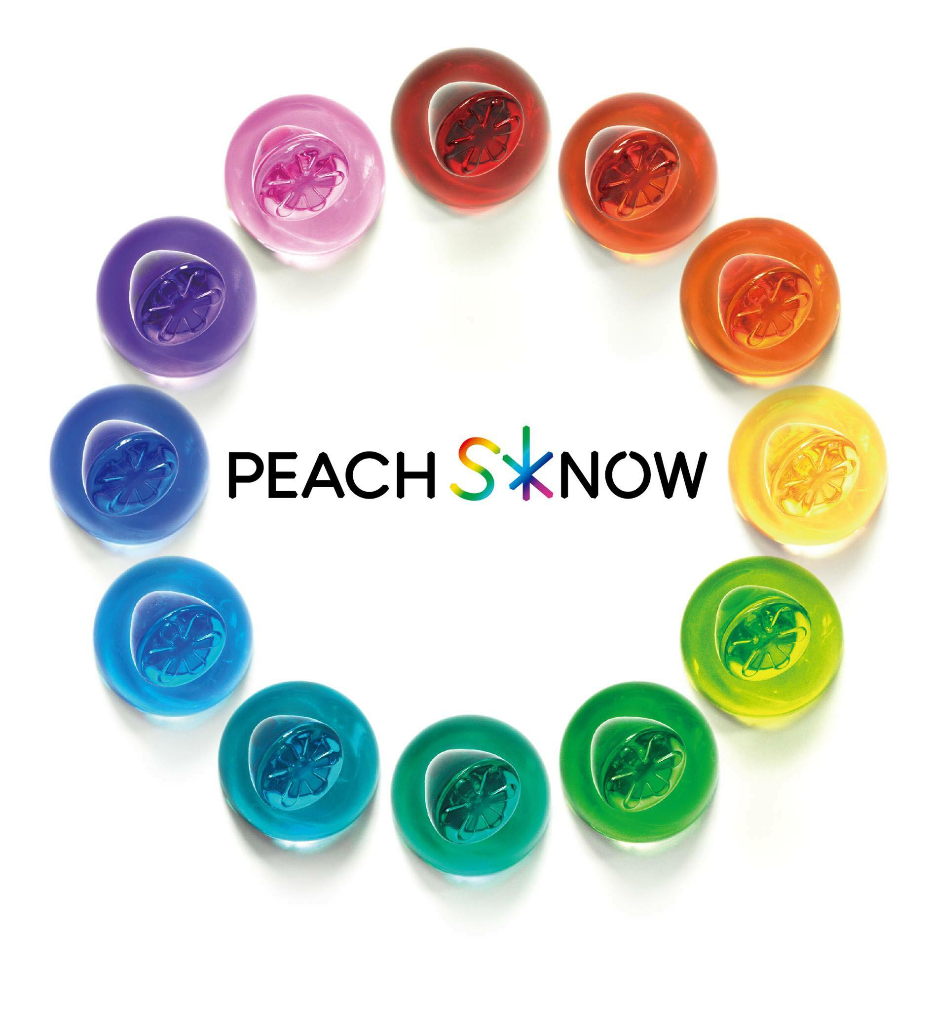 PEACH SKNOW ロゴ画像